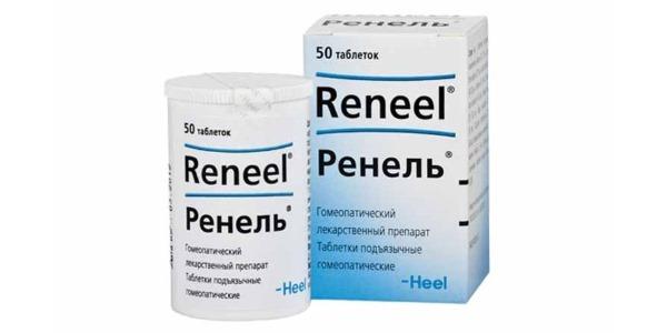 Таблетки Ренель: инструкция по применению, цена и отзывы