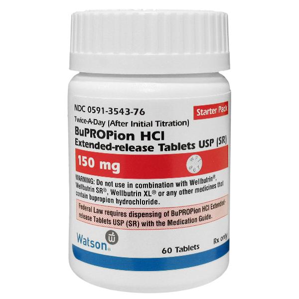 Бупропион: инструкция по применению, цена и отзывы
