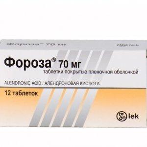Таблетки Фороза: инструкция по применению, цена и отзывы