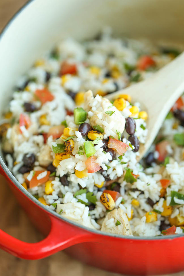 Рецепт диета рис