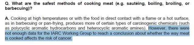 Красное мясо в рационе повышает вероятность преждевременной смерти
