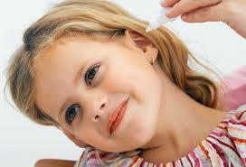 Лечение катарального отита у детей
