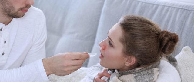 Сироп от кашля при беременности в 1, 2 и 3 триместр