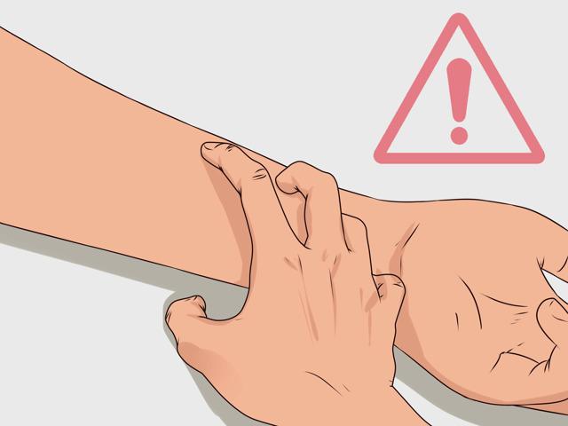 Как уменьшить Манту на руке в домашних условиях за 1 день