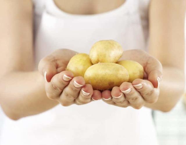 Компресс из картошки от кашля для детей: полезные свойства