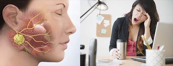 Что делать, если лимфоузел возле уха воспалился