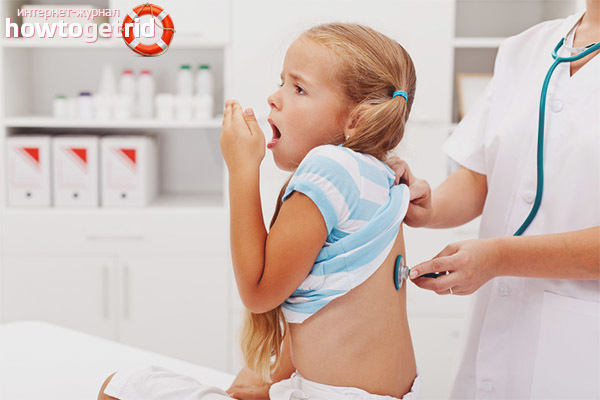 Сухой кашель и температура у ребенка: полезные советы