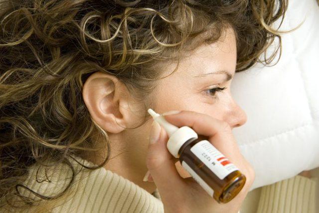 Диагноз отит: симптомы и лечение