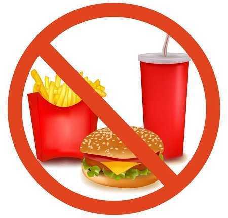 Что можно и что нельзя есть при Манту - список продуктов