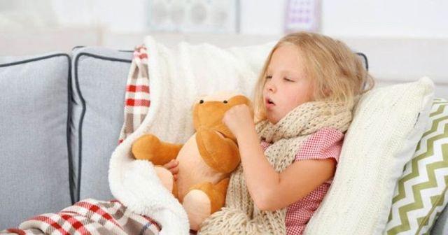 Сухой кашель у ребенка без температуры: лекарственные препараты