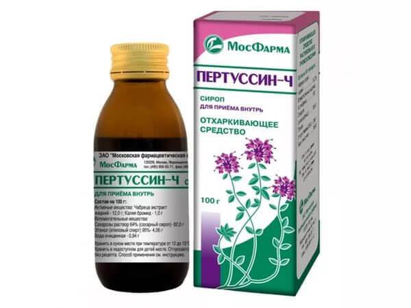 Пертуссин или Пектусин от кашля: особенности медикаментов