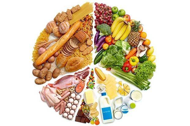 Питание и диета при пневмонии у взрослых: рекомендуемые продукты