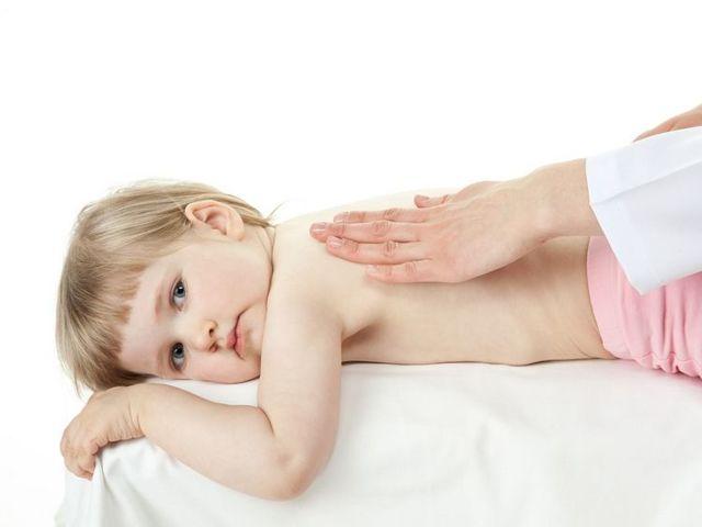 Массаж при пневмонии у детей в домашних условиях: виды массажа
