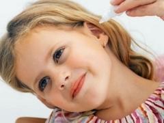 Какие ушные капли для детей применяются при отите