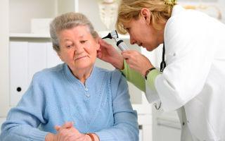 Этиология и лечение хронического отита среднего уха