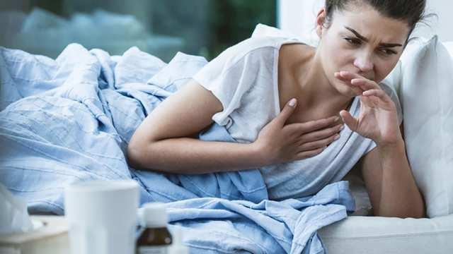 Левосторонняя нижнедолевая и верхнедолевая пневмония: лечение