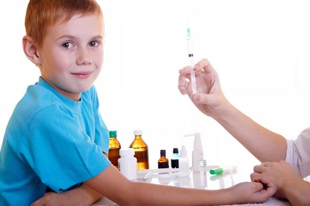 Проба Манту - оценка результата у детей