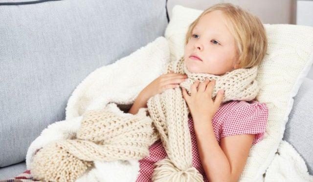 Кашель у ребенка: причины появления, профилактика и лечение