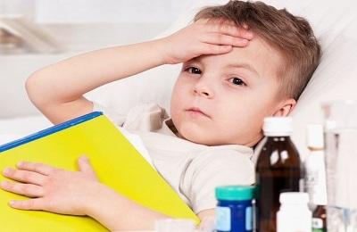 Лечение пневмонии у детей народными средствами