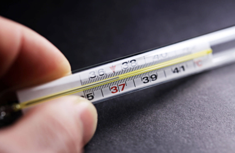 Температура после Диаскинтеста: может ли Диаскинтест вызвать температуру