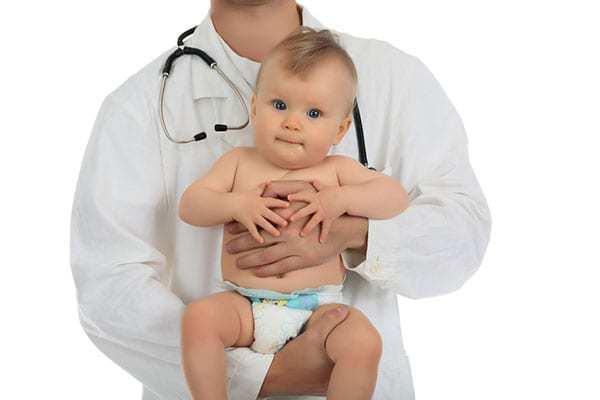 Пневмония у новорожденных: причины, лечение и последствия