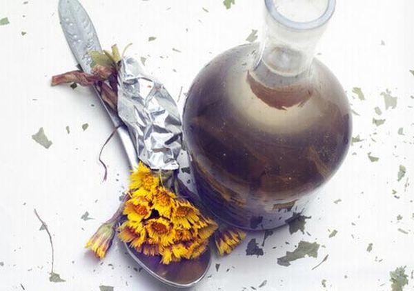Мать-и-мачеха от кашля: полезные свойства и как заваривать