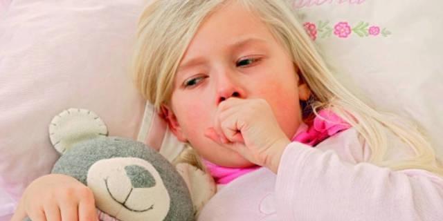 Кашель при ветрянке у ребенка: симптомы, осложнения и лечение
