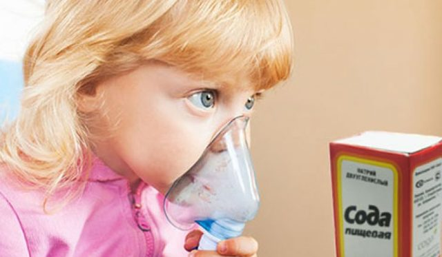 Сода от кашля и бронхита: роль соды в лечении и рецепты