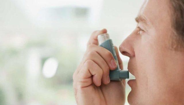 Смешанная бронхиальная астма средней степени тяжести