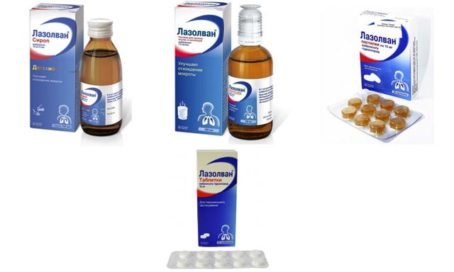 Лазолван или Амбробене: основные свойства медикаментов