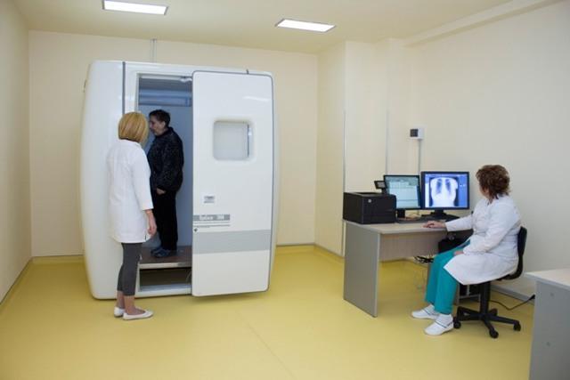 Пневмония и рентген - покажет ли флюорография воспаление легких