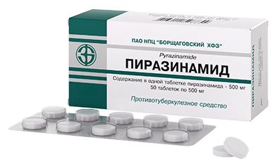 Химиотерапия при туберкулезе: режимы лечения и последствия