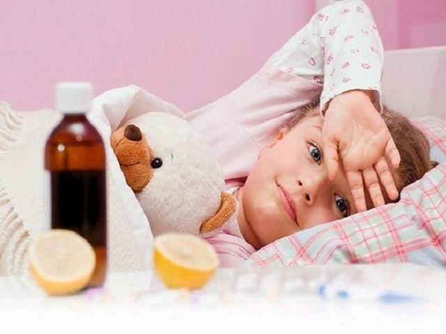 Горловой кашель у ребенка: как лечить, народная аптека