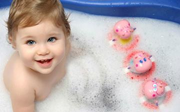 Когда можно купать ребенка после прививки бцж