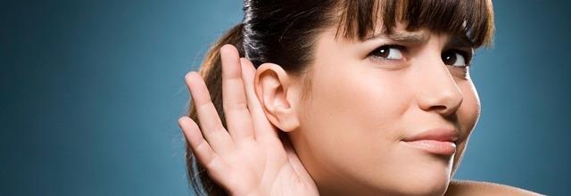 Классификация и диагностика нарушений слуха