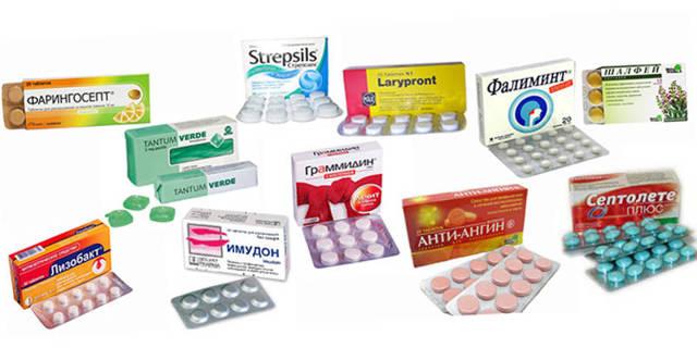 Стрепсилс от кашля: состав, показания и противопоказания