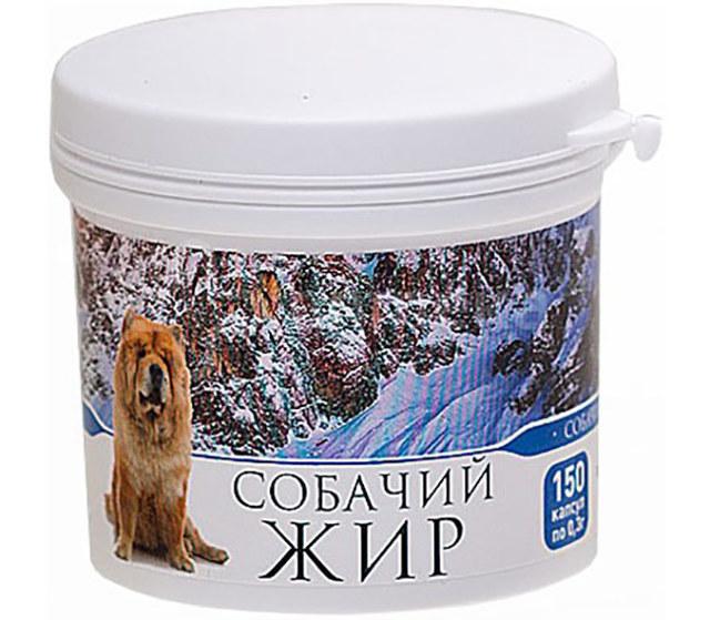 Собачий жир от кашля: действие на организм и лечение