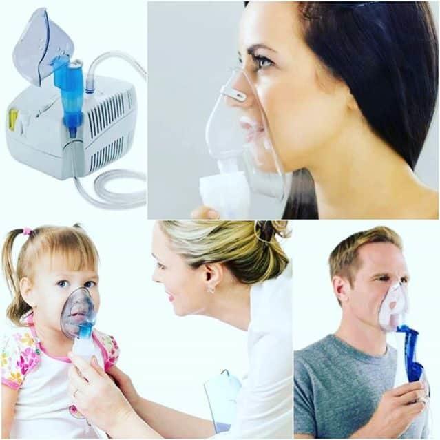 Ингаляции при пневмонии небулайзером: правила для процедуры