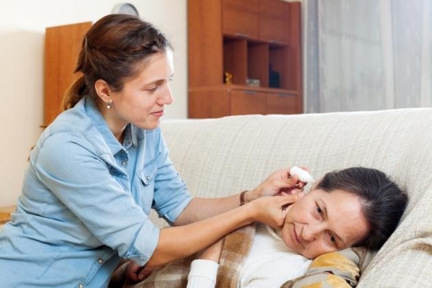 Применение левомицетинового спирта при отите и лечении заболевания