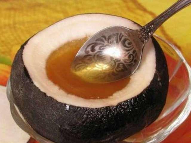 Черная редька при бронхите с медом: рецепт для детей и взрослых